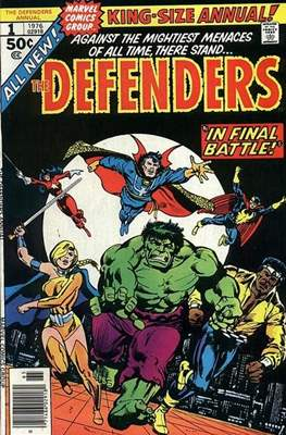The Defenders Annual