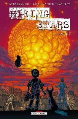 Rising Stars (Cartoneé) #1