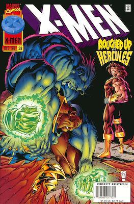 X-Men / New X-Men / X-Men Legacy Vol. 2 (1991-2012) (Comic Book 32 pp) #59
