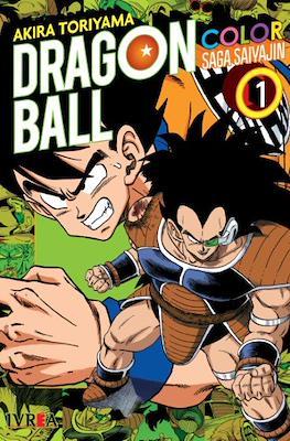 Dragon Ball Color: Saga Saiyajin (Rústica) #1