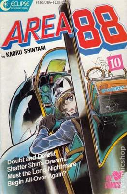 Area 88 (Softcover) #10