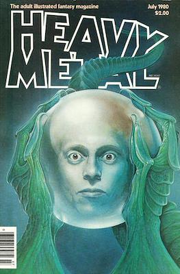 Heavy Metal Magazine (Magazine) #40