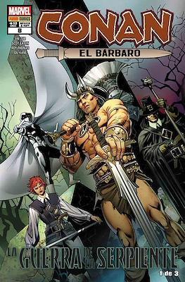 Conan El Barbaro (2019) #8