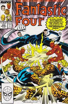 Fantastic Four Vol. 1 (1961-1996) (saddle-stitched) #333