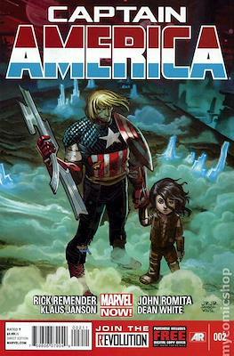Captain America Vol. 7 (2013-2014) (Comic Book) #2