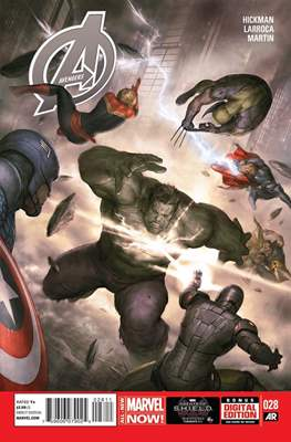 Avengers Vol. 5 (2013-2015) (Comic Book) #28