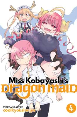 Miss Kobayashi's Dragon Maid (Softcover) #4