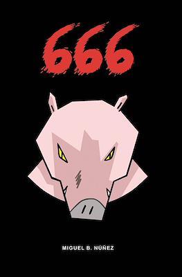 666 (Rústica 112 pp) #