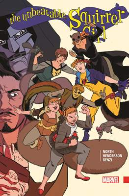The Unbeatable Squirrel Girl (Hardcover 248-272 pp) #3