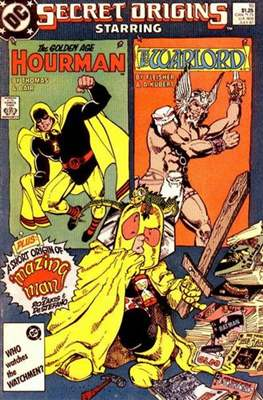 Secret Origins (Vol. 2 1986-1990) #16