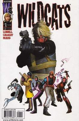 Wildcats Vol. 2 (Comic book) #1