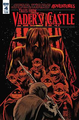 Star Wars Adventures: Tales from Vader's Castle #4