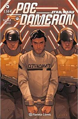 Star Wars: Poe Dameron (Grapa 32 pp) #5