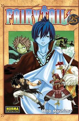 Fairy Tail (Rústica) #25