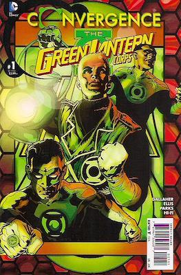 Convergence Green Lantern Corps