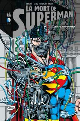 La mort de Superman (Cartonné) #2