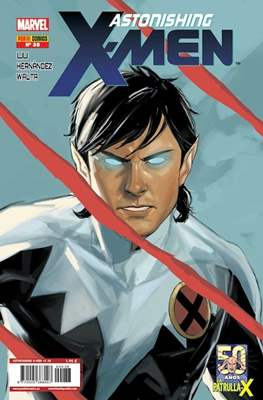 Astonishing X-Men Vol.3 (2010-2014) (Grapa) #38
