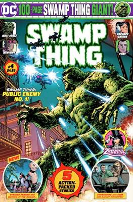 Swamp Thing DC 100-Page Giant (Softcover 100 pp) #4
