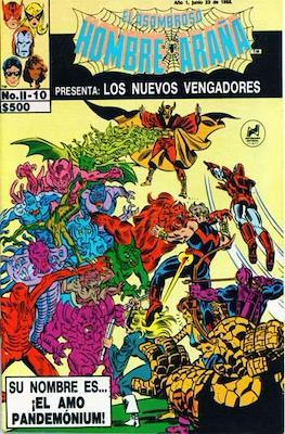 El Asombroso Hombre Araña presenta #10