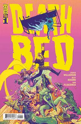 Death Bed (Comic Book) #1