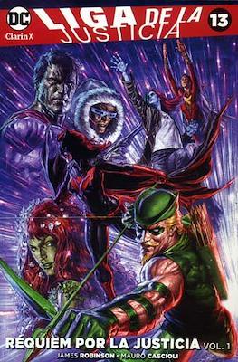 Liga de la Justicia (Rustica) #13