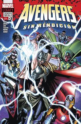 Avengers: Sin Rendición (Revista) #3