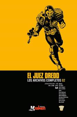 El Juez Dredd: Los Archivos Completos (Rústica 240-336 pp) #2