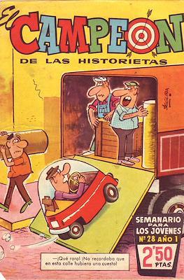El Campeón (1960) (Grapa) #28