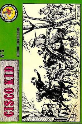 Cisco Kid (Rústica 48 pp) #5