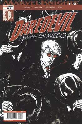 Daredevil. Marvel Knights. Vol. 2 (Grapa) #3