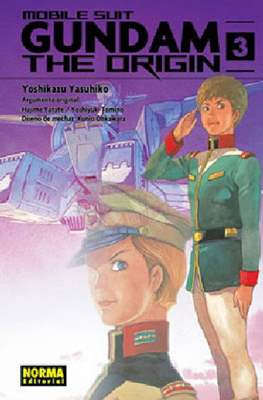 Mobile Suit Gundam. The Origin #3