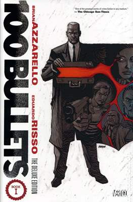 100 Bullets - The Deluxe Edition (Hardcover 456-512 pp) #1