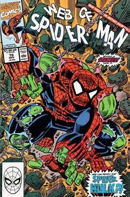 Web of Spider-Man Vol. 1 (1985-1995) (Comic-book) #70