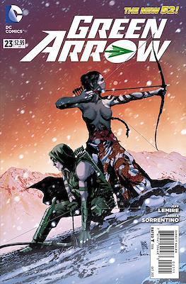 Green Arrow vol. 5 (2011-2016) (Comic-Book) #23
