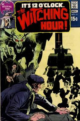 The Witching Hour Vol.1 (Grapa) #11