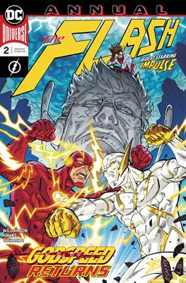The Flash Vol. 5 Annual (2016-) (Comic Book) #2