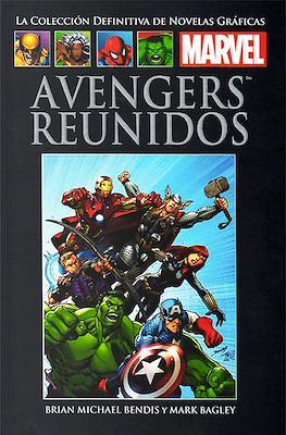 La Colección Definitiva de Novelas Gráficas Marvel (Cartoné) #122