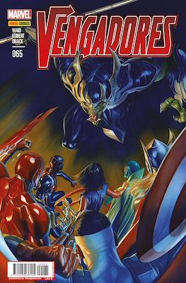 Los Vengadores Vol. 4 (2011-) (Grapa) #65
