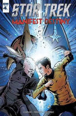 Star Trek: Manifest Destiny (Comic-book / Digital) #4
