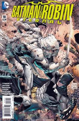Batman and Robin Eternal (2015-2016) (Comic Book) #18