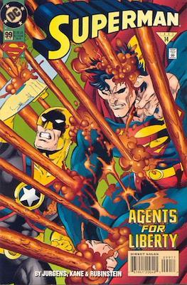 Superman Vol. 2 (1987-2006) (Comic Book) #99