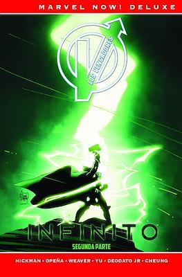 Los Vengadores de Jonathan Hickman. Marvel Now! Deluxe (Cartoné) #4