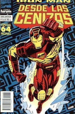 Iron Man: Desde las cenizas (Grapa. 48 páginas.) #5