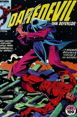 Daredevil (Grapa 32 pp) #27