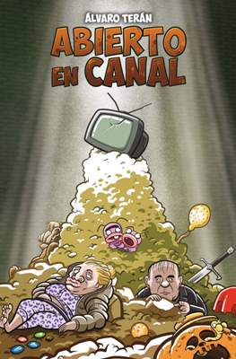 Abierto en canal (Rústica 104 pp) #