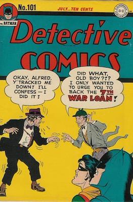 Detective Comics Vol. 1 (1937-2011; 2016-) (Comic Book) #101