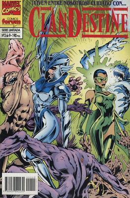 ClanDestine (1995-1996) (Grapa. 24 páginas.) #3