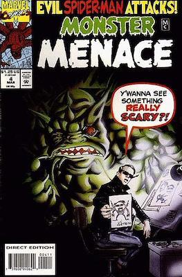 Monster Menace (grapa) #4