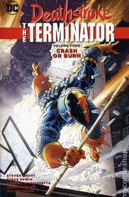 Deathstroke the Terminator (1991-1996) (Softcover 192-280 pp) #4