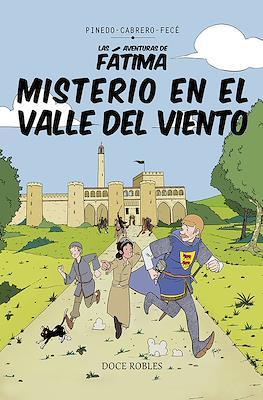 Las aventuras de Fátima (Cartoné 72 pp) #1